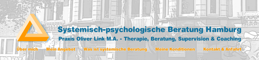 Oliver Link - Systemisch-psychologischer Berater & Coach in Hamburg